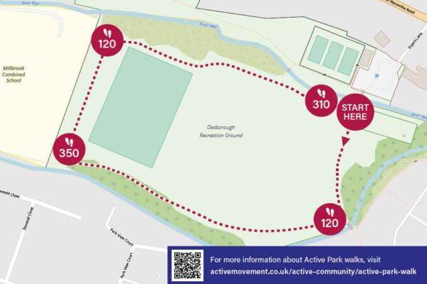 Desborough Walk